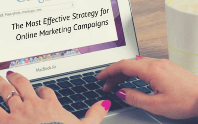 The Most Effective Strategy for Online Marketing Campaigns